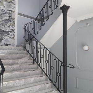 Ковка Лестницы и лестничные перила2