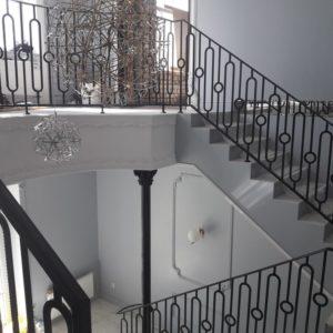 Ковка Лестницы и лестничные перила3