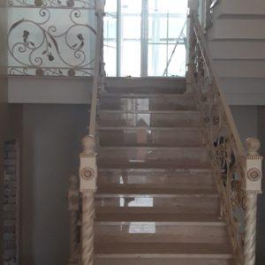 Ковка Лестницы и лестничные перила4