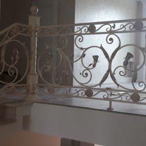 Ковка Лестницы и лестничные перила5