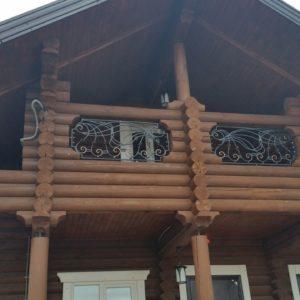 Ковка оконные решетки балконные перила4