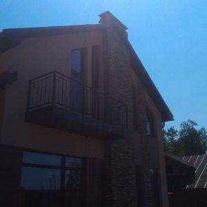 Ковка оконные решетки балконные перила6