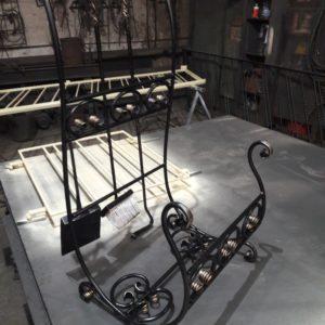 Кузня кованная мебель и предметы интерьера po-derevu21