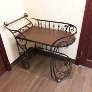 Кузня кованная мебель и предметы интерьера po-derevu26