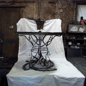 Кузня кованная мебель и предметы интерьера po-derevu36