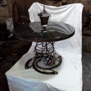 Кузня кованная мебель и предметы интерьера po-derevu37
