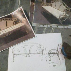 Кузня кованная мебель и предметы интерьера po-derevu5