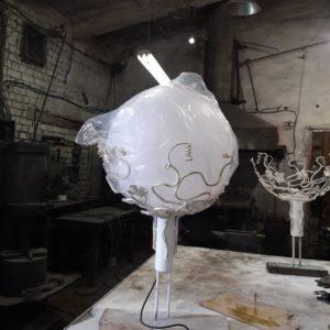Кузня кованная мебель и предметы интерьера po-derevu7