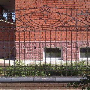 Кузня ограды калитки ворота po-derevu1