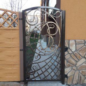 Кузня ограды калитки ворота po-derevu21