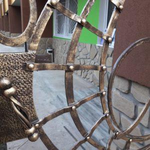 Кузня ограды калитки ворота po-derevu22