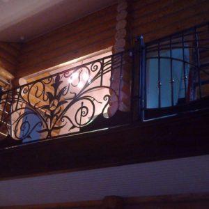 Кузня ограды калитки ворота po-derevu7