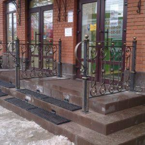 Кузня ограды калитки ворота po-derevu8