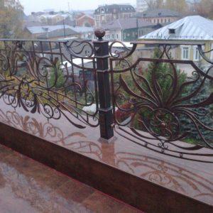 Кузня оконные решетки балконные перила1