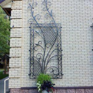 Кузня оконные решетки балконные перила6