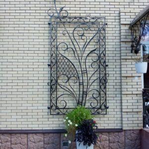 Кузня оконные решетки балконные перила8