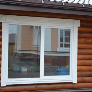 наличники деревянные на окно