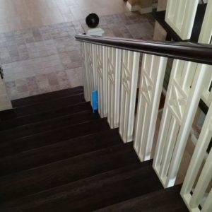 106_ лестница дерево комбинированная_5