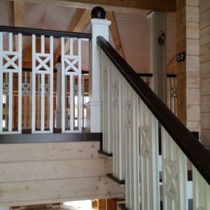 106_ лестница дерево комбинированная_7