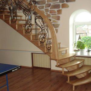 14_лестницы деревянные_8