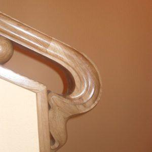 40_лестница из массива дуба_11