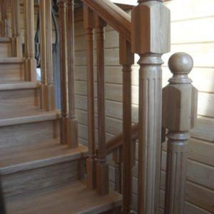 40_лестница из массива дуба_2