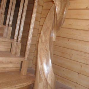 40_лестница из массива дуба_6