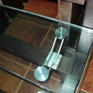 50_лестница дерево и стекло_17