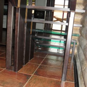 50_лестница дерево и стекло_19