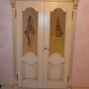 6.2_Распашные двери со стеклом_6