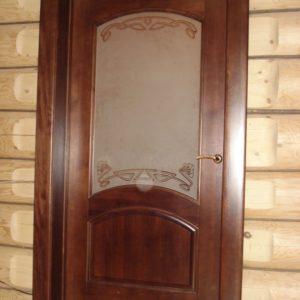 6.3_Распашные двери со стеклом_10