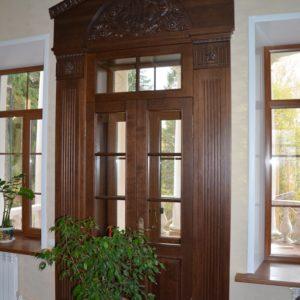 6.3_Распашные двери со стеклом_2