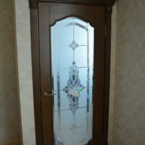 6.3_Распашные двери со стеклом_6