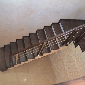 84_Стильная деревянная лестница_6