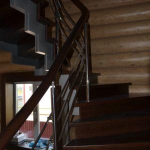 85_лестница из дерева_4