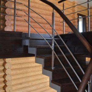 85_лестница из дерева_5
