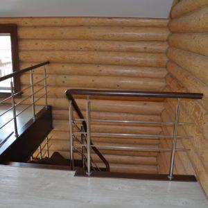 85_лестница из дерева_7