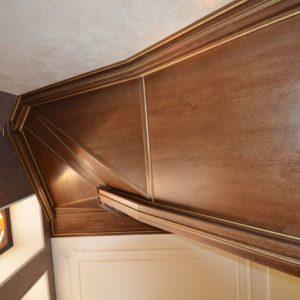 97_ шикарная лестница массив с резьбой ручной работы_26