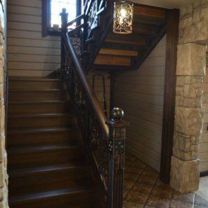 126_Лестница массив дерева_1