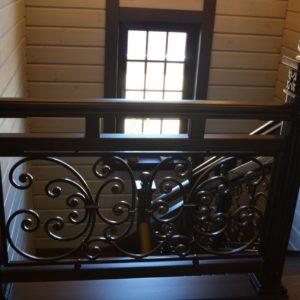 126_Лестница массив дерева_4
