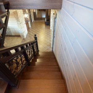 126_Лестница массив дерева_5