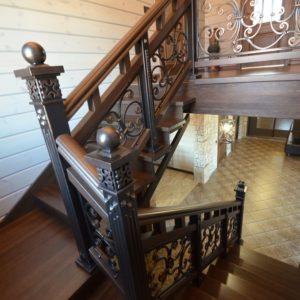 126_Лестница массив дерева_6