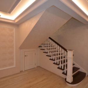 134_Лестница массив дерева_1