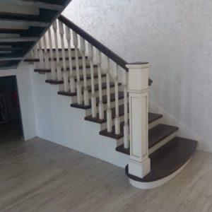 134_Лестница массив дерева_10