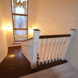134_Лестница массив дерева_5