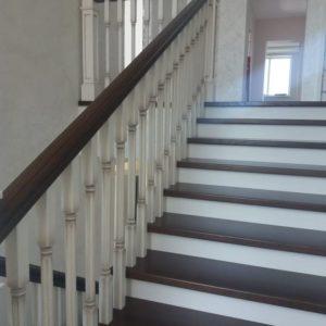 134_Лестница массив дерева_7
