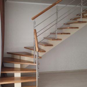 136_Лестница массив дерева_1