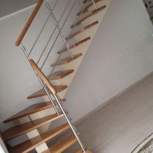 136_Лестница массив дерева_2