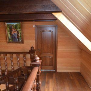 139_Лестница массив дерева_10