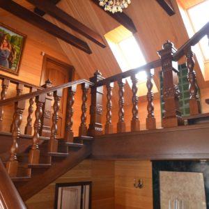 139_Лестница массив дерева_3